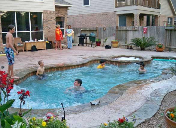 The Aqua Group Fiberglass Pools Amp Spas Swimming Pool