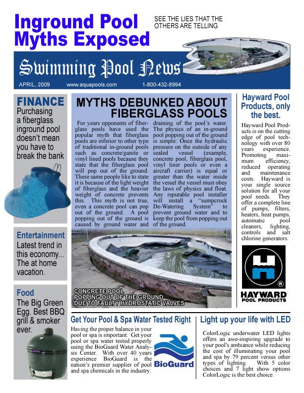 Myths Debunked About Fibergl Pools