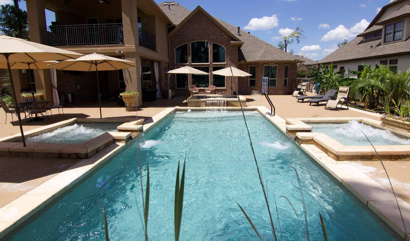 Fiberglass swimming pools georgetown texas
