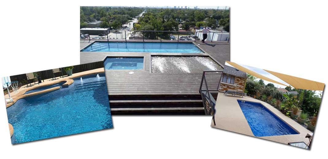 Aquamarine Pools Fiberglass Swimming Pools For Austin