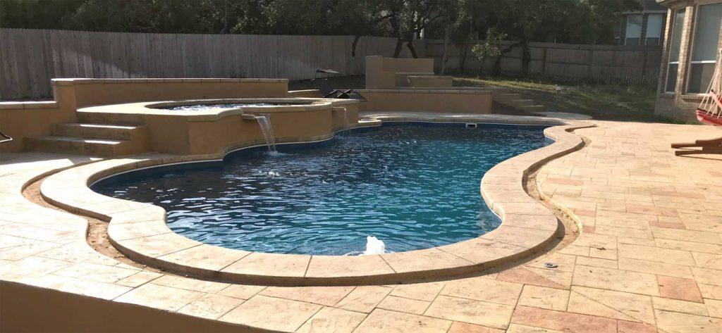 Fiberglass Swimming Pool Builder San Antonio