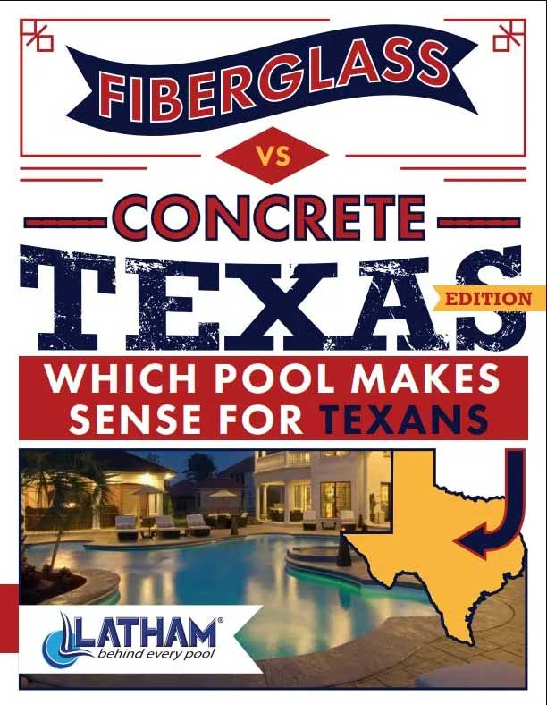 Concrete versus fiberglass swimming pools - Concrete swimming pools vs fiberglass ...