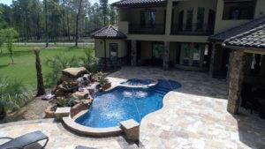 Fiberglass Pool Builder Aquamarine Pools