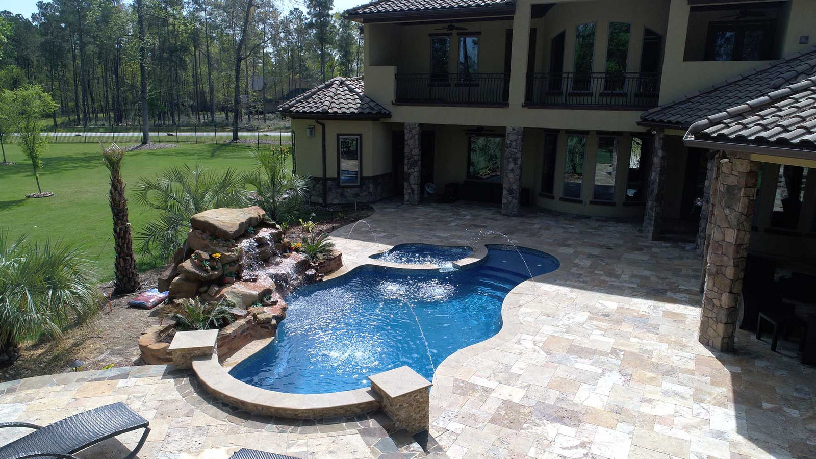 Fiberglass Pool Builder Aquamarine Pools