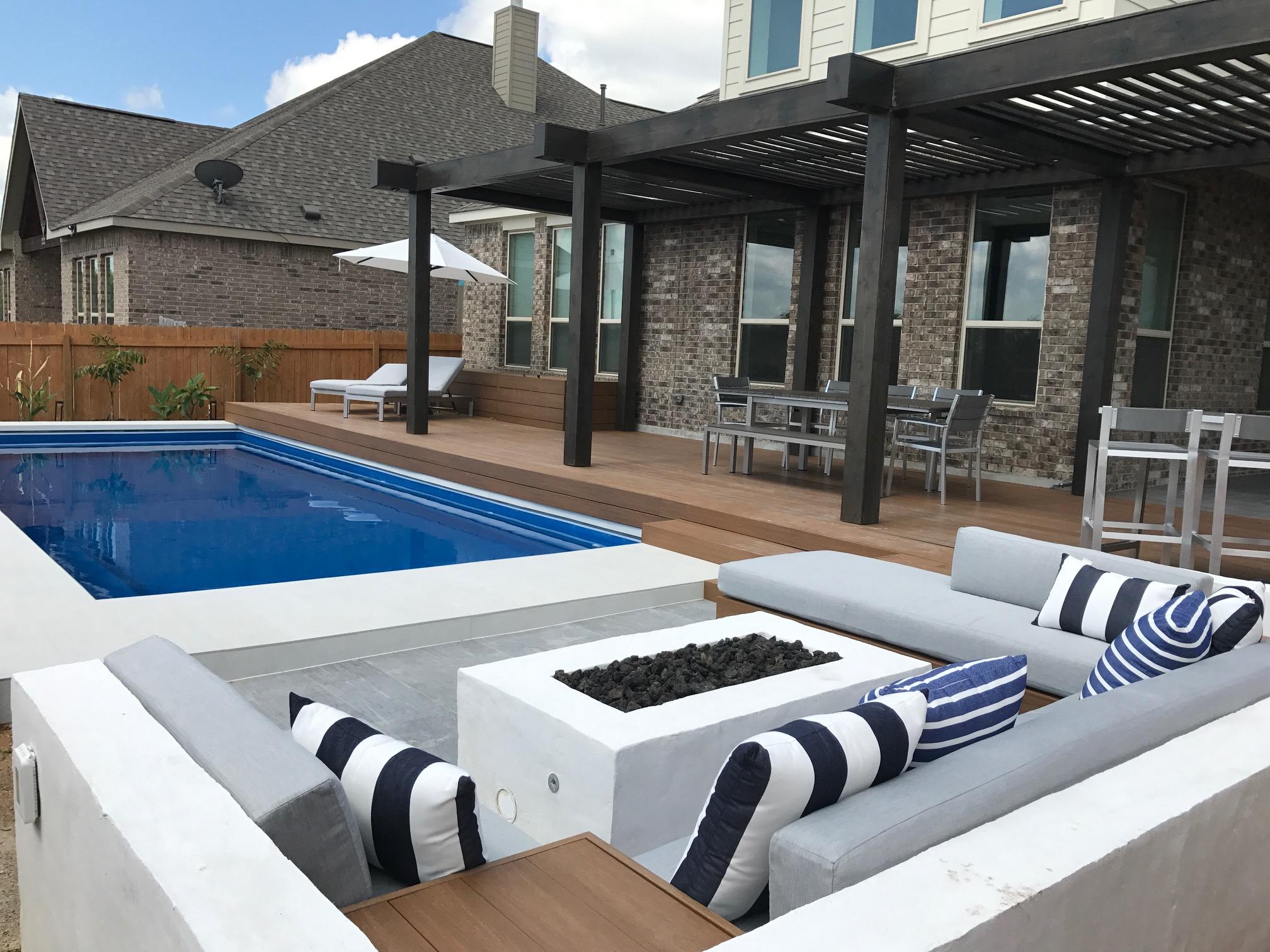 How Much Do Fiberglass Pools Cost? - Aquamarine Pools fiberglass ...
