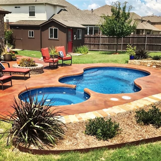 Swimming Pool Landscaping Tips Aquamarine Pools Fiberglass Pools