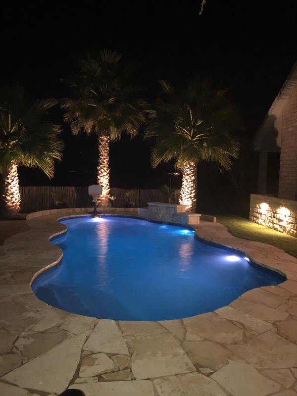 Swimming Pool Lighting for Your New Pool - Aquamarine Pools