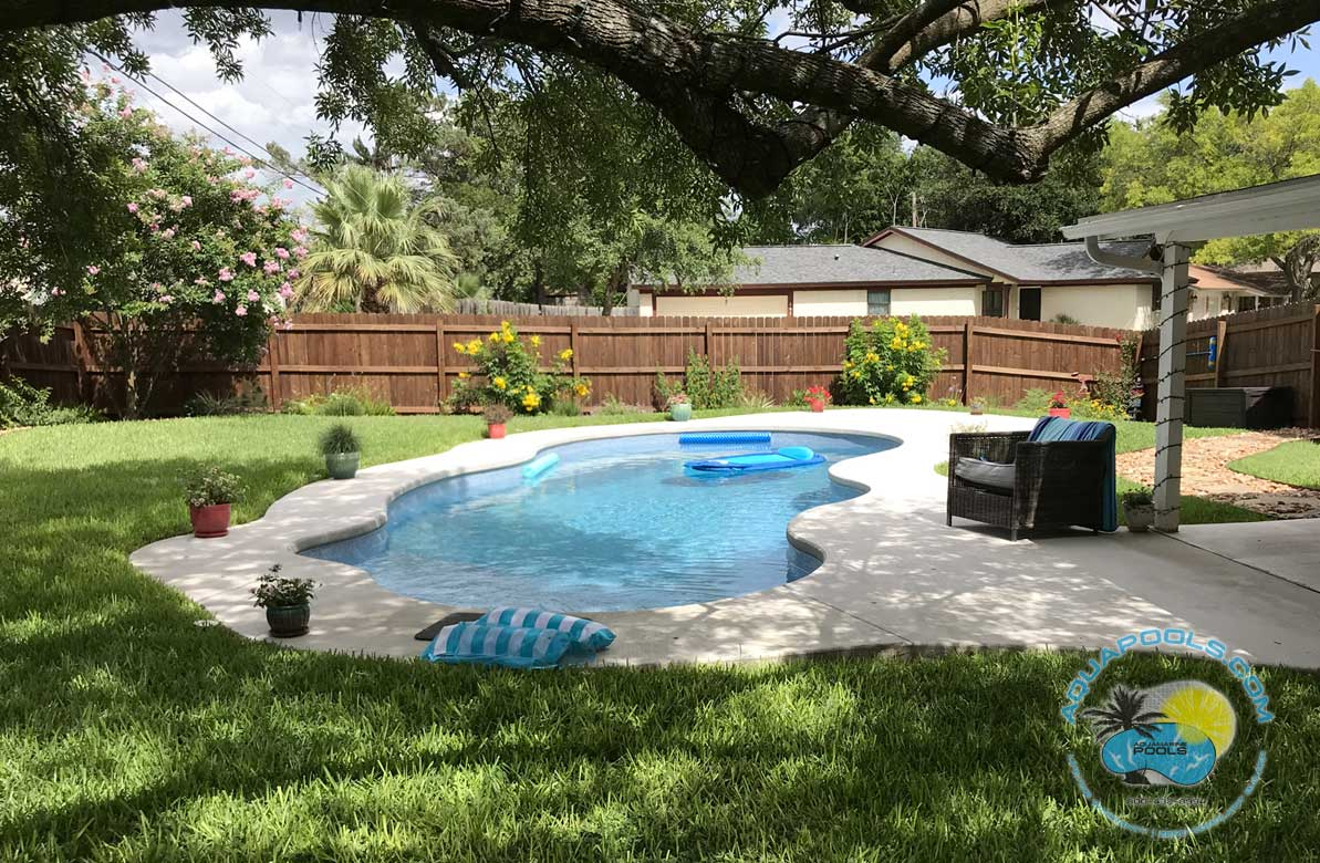 cheap fiberglass swimming pools Archives - Aquamarine Pools