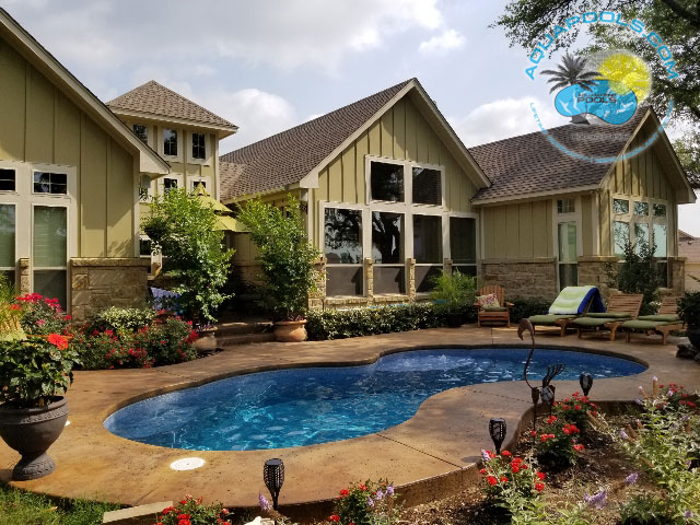 fiberglass inground pools
