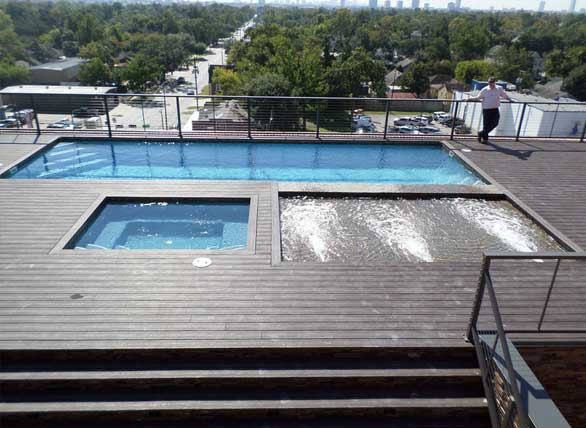 Aquamarine Pools Houston Swimming Pool Builder