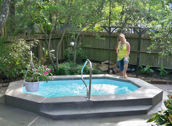 Aquamarine Pools Learn More About Fiberglass Pools