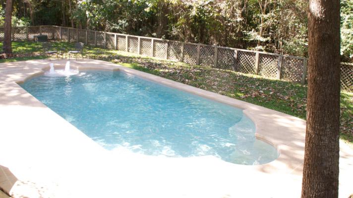 The Aqua Group Fiberglass Pools Amp Spas Trilogy Pools