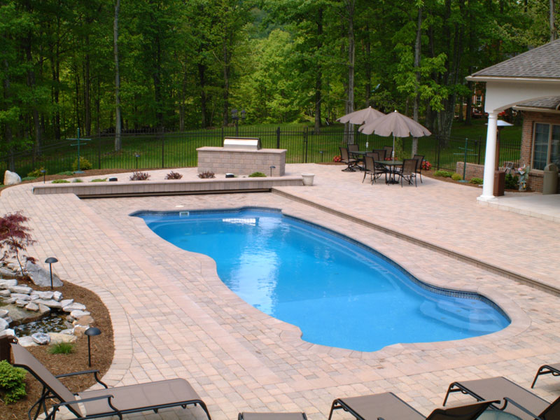 The Aqua Group Fiberglass Pools Amp Spas Diving Pools For
