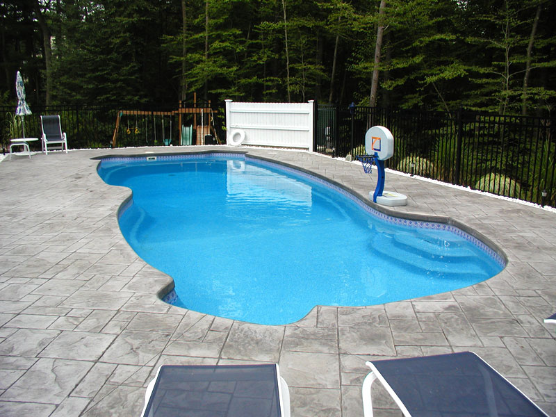 The Aqua Group Fiberglass Pools Spas Trilogy Pools Freeform Model Swimming Pool Models For