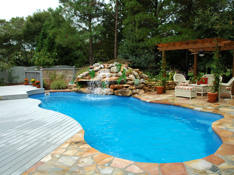trilogy swimming pools from aquamarine pools