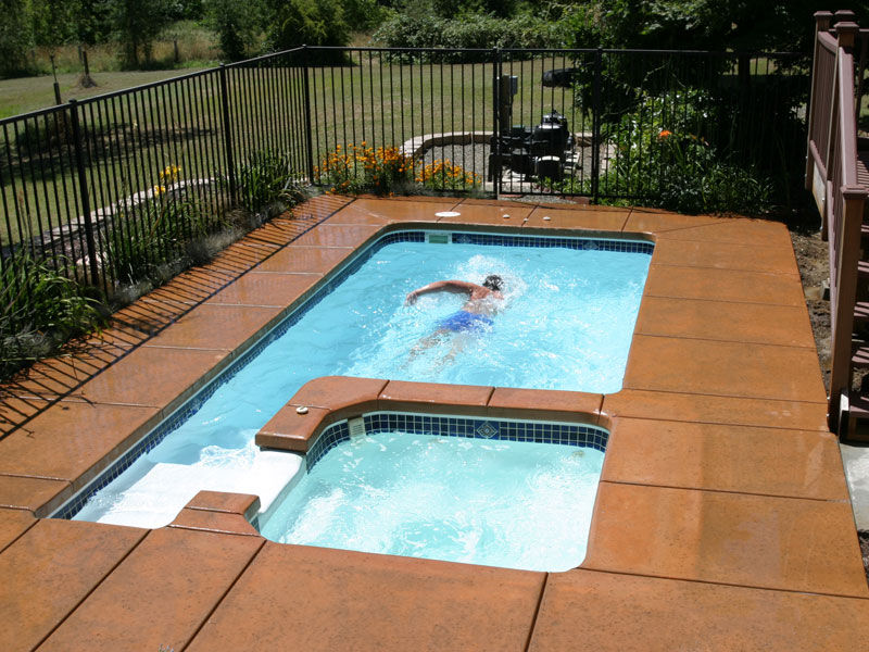 Hydrozone Exercise Pools