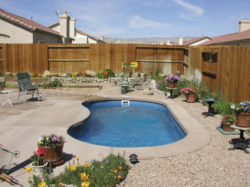 Aquamarine Pools Viking Pools Kidney Model Swimming Pool