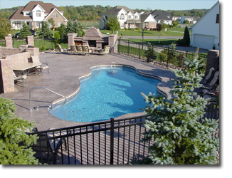 pool benefits Fiberglass Pools Dallas