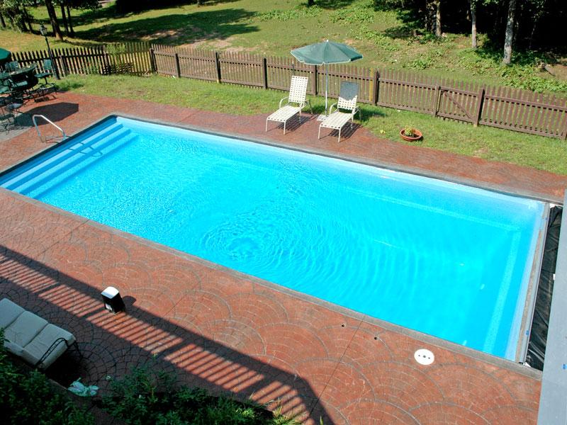 Aquamarine Pools Fiberglass Pools Spas Blue Hawaiian Pools