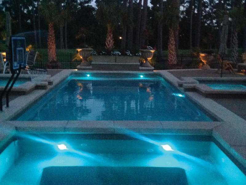 Aquamarine Pools Fiberglass Pools Amp Spas Viking Pools Rectangle Model Swimming Pool Models For