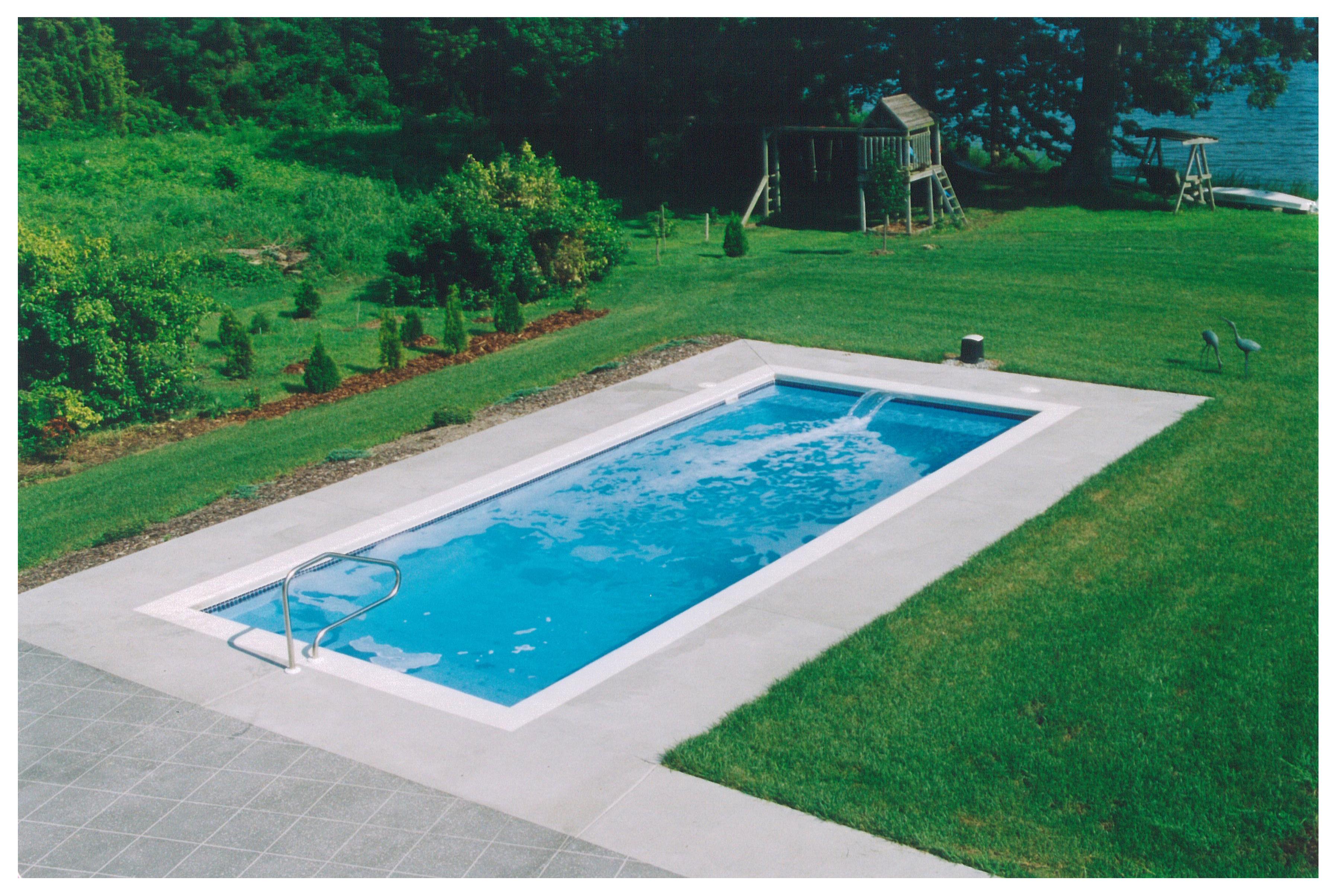 Aquamarine Pools Fiberglass Pools Amp Spas Viking Pools