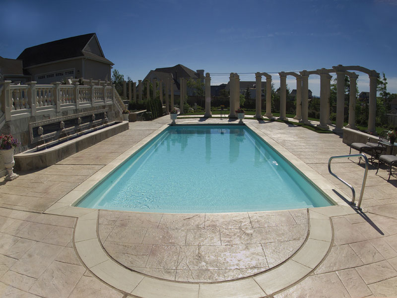 large pools for texas