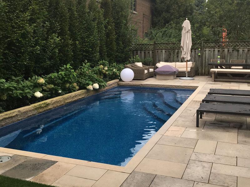 Aquamarine Pools Fiberglass Pools & Spas | Viking Pools ...