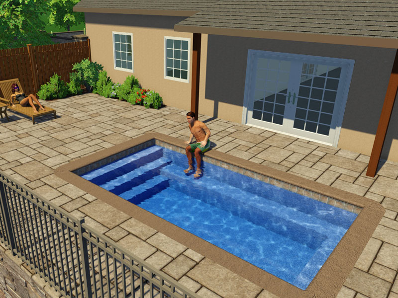 Aquamarine Pools   Swimming pool styles and options for ...