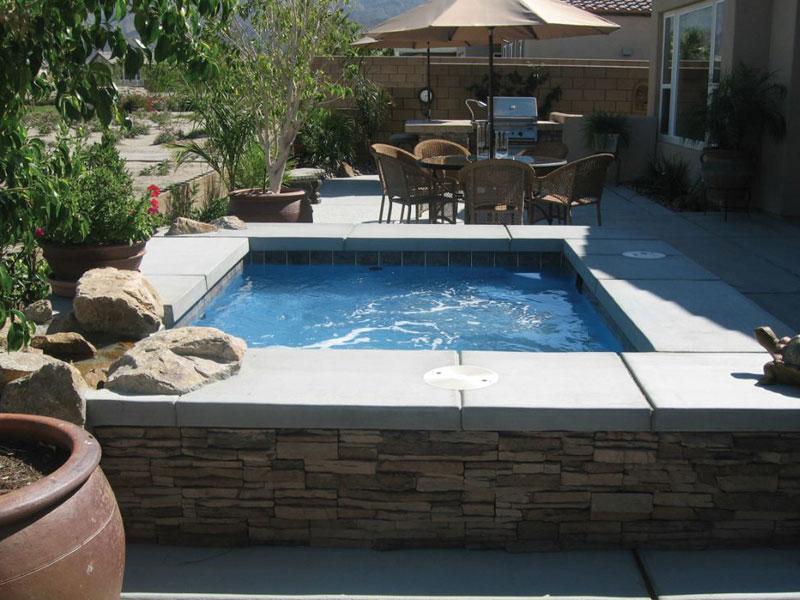 Aquamarine Pools Trilogy Pools Spa Models For Austin