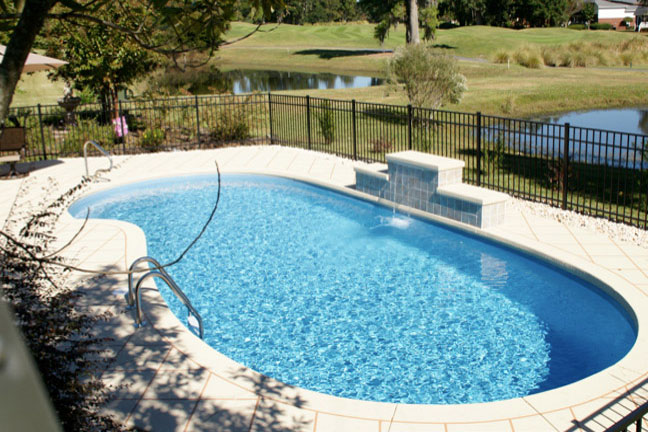 Kidney swimming pools for houston, san antonio and dallas texas